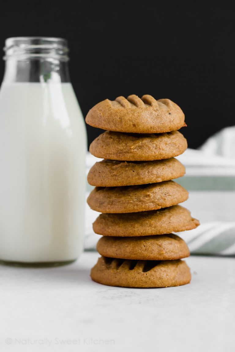 The Best Natural Peanut Butter Cookies