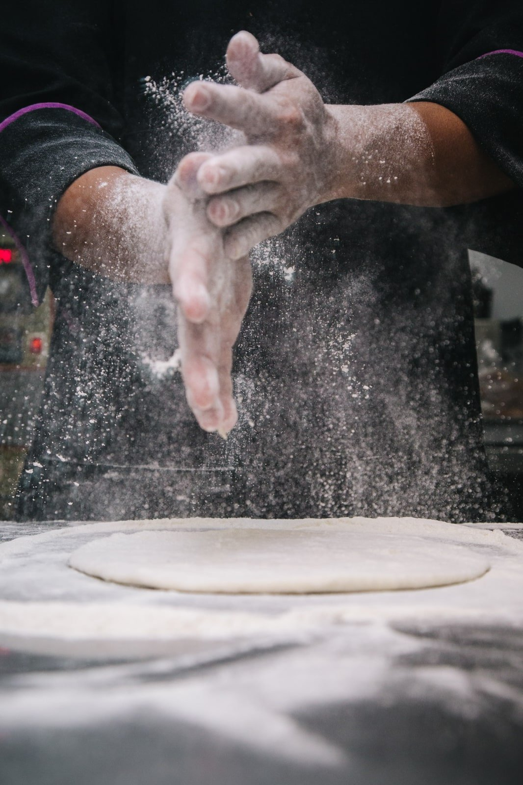 We're breaking down exactly how flour is made, the difference between bleached and unbleached flour, and why you should care about the flour you use in your baking recipes. Read more on naturallysweetkitchen.com. #flour #baking #desserts #naturallysweetkitchen #refinedsugarfree #wholewheatflour