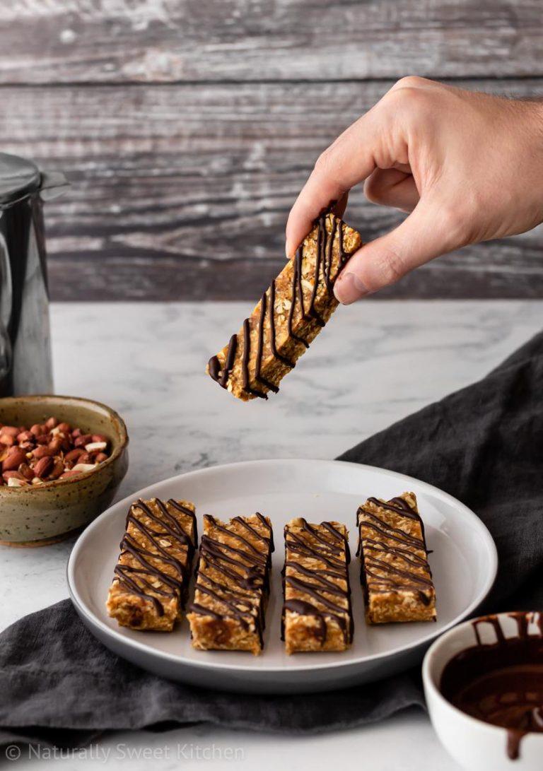 Peanut Butter Flapjacks Recipe