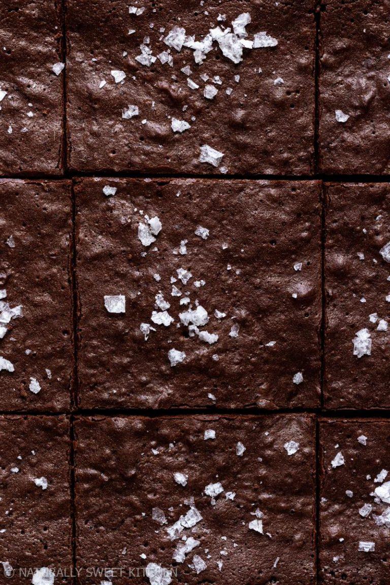 Refined Sugar Free Brownies