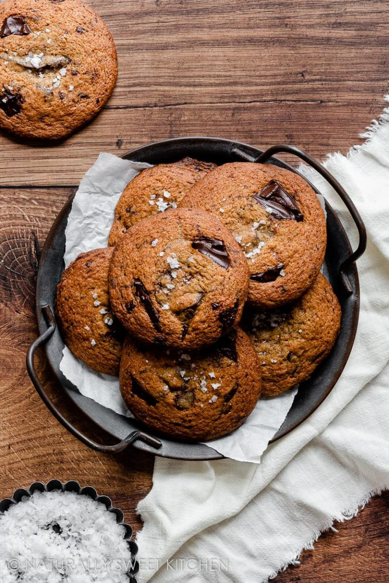 Refined Sugar Free Chocolate Chip Cookies